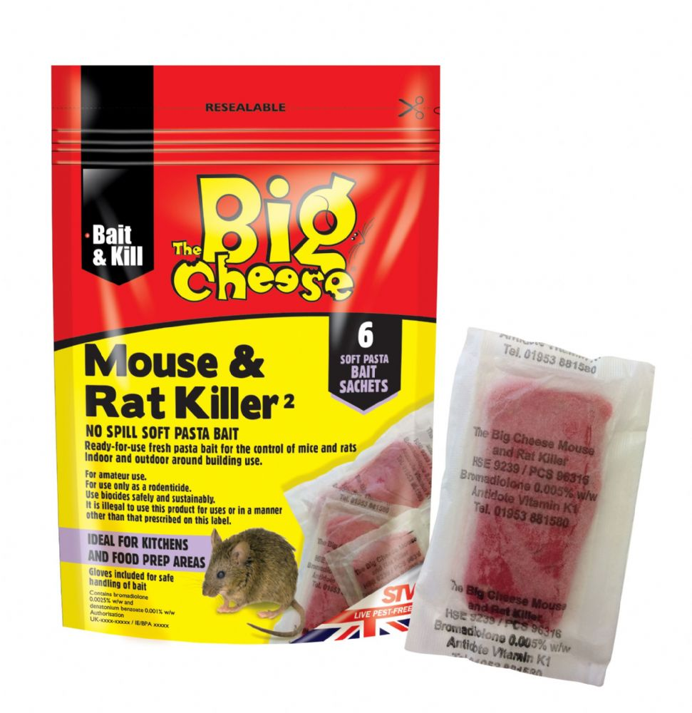 STV Mouse & Rat Killer